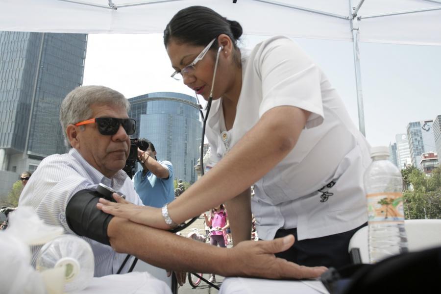 31 millones de mexicanos padecen hipertensión