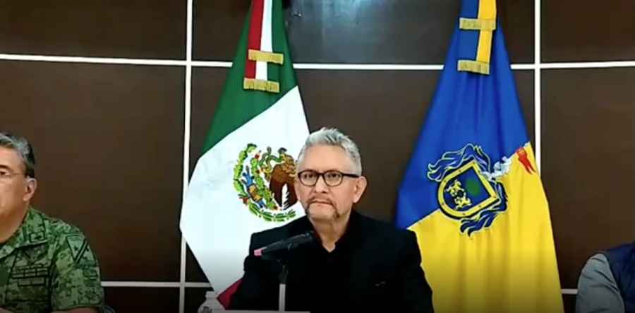 Hallan 18 cuerpos y contenedores con restos humanos en Jalisco