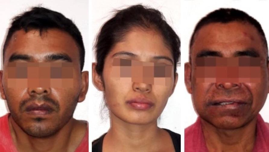 Detienen a tres por presunto secuestro y homicidio de Humberto Adame