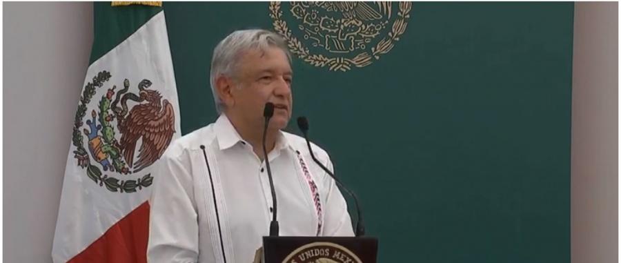En Chiapas, presenta López Obrador el programa Sembrando Vida
