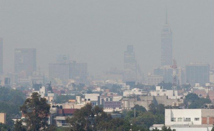 Suspenden contingencia ambiental en Edomex