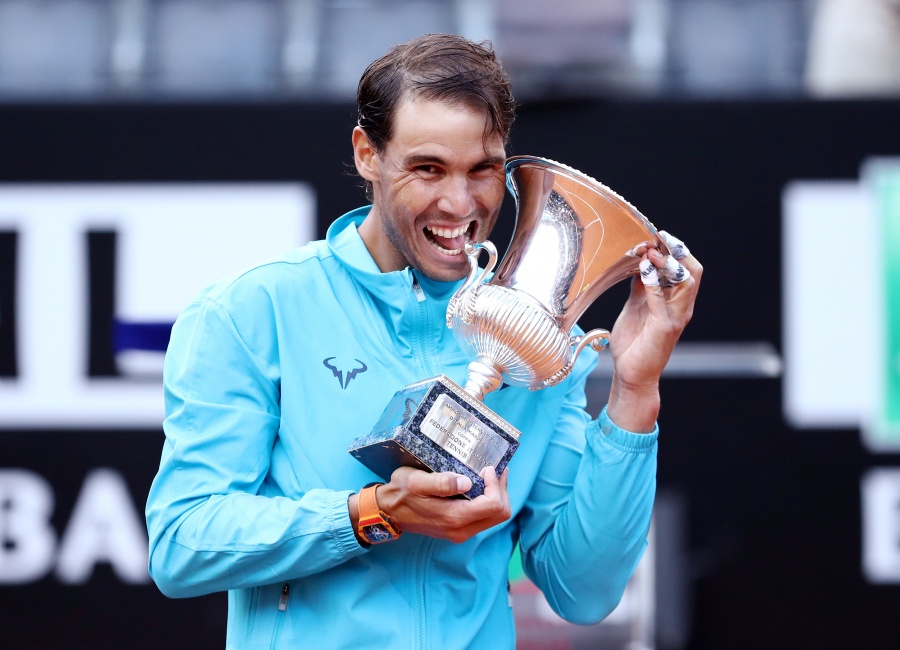 Nadal derrota a Djokovic en final del Master de Roma