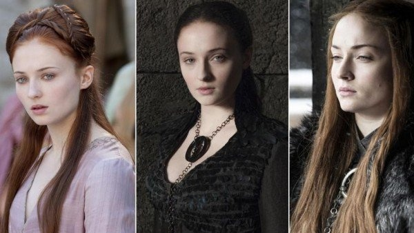 Sophie Turner se despide de su personaje Sansa, en