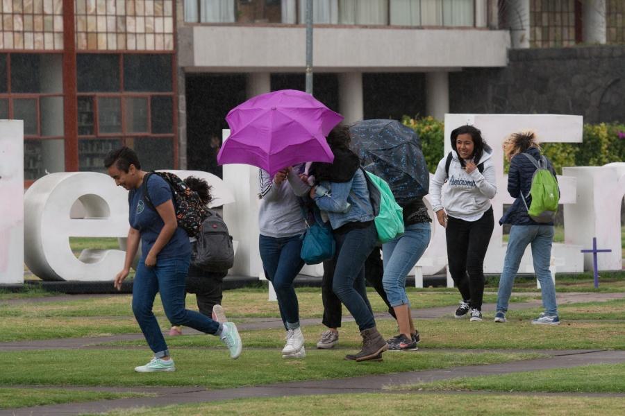 UNAM, UAM e IPN reanudaráN clases este lunes tras contingencia ambiental