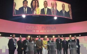 En vivo: Debate electoral en Puebla