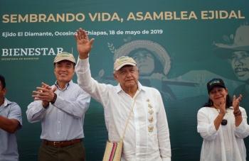 EZLN está en su derecho de no querer el tren maya: AMLO