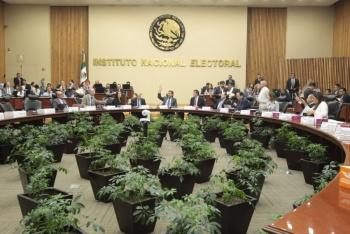 Ordena INE bajar spot del PAN en Puebla