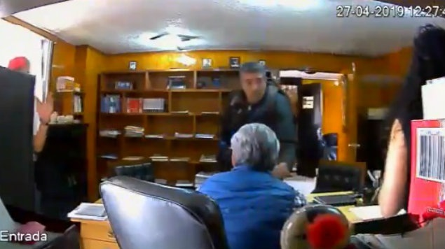 Circula video de asesinato de un abogado en Cuautitlán