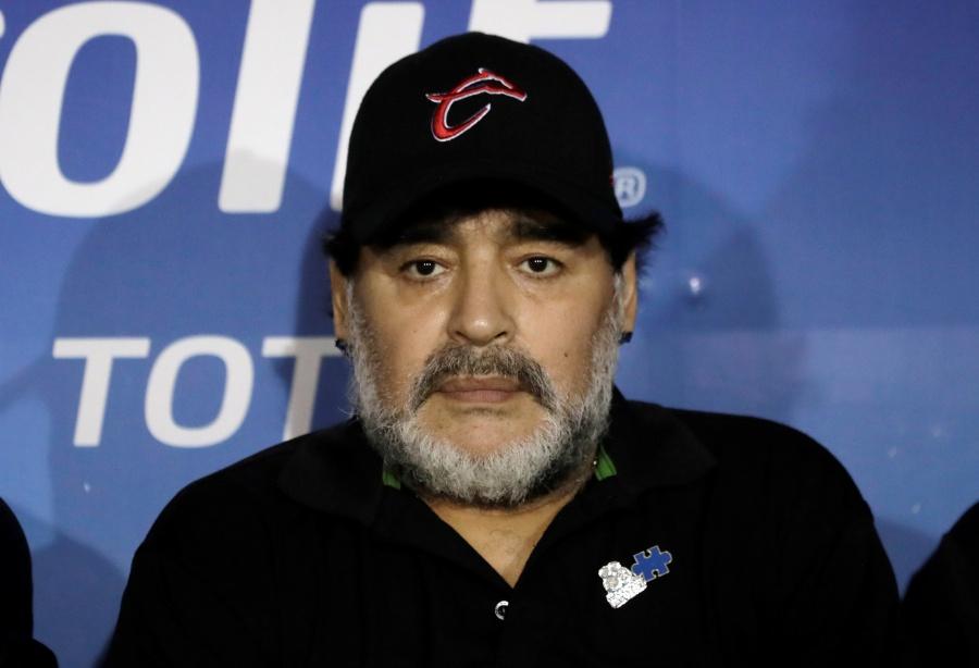 Documental de Maradona en estado puro, llega a Cannes