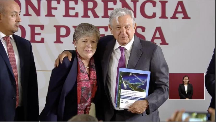 Presenta CEPAL plan para el desarrollo de México y Centroamérica