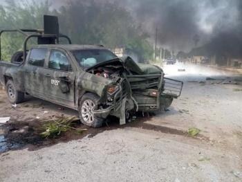 Investigan enfrentamiento en Coahuila que dejó seis muertos