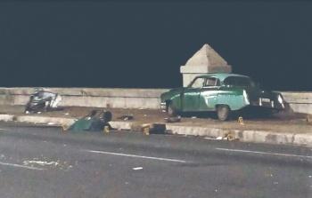Coche pierde frenos en La Habana; mata a 4