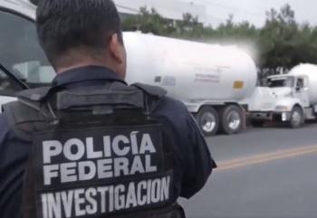 Federales detienen a presunto Jefe de Plaza