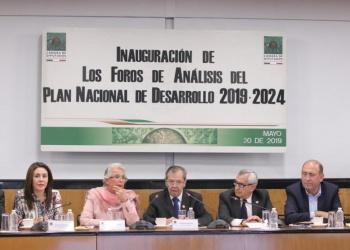 PND responde a intereses nacionales y no de otros países: Sánchez Cordero