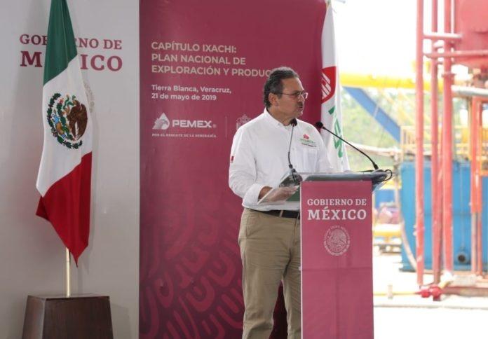 Importantes avances en exploración permitirán cumplir meta de producción: Pemex