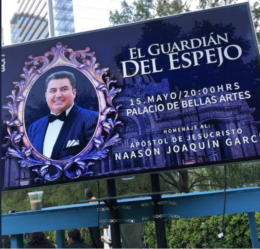 Funcionarias que autorizaron evento religioso en Bellas Artes deben disculparse: AMLO