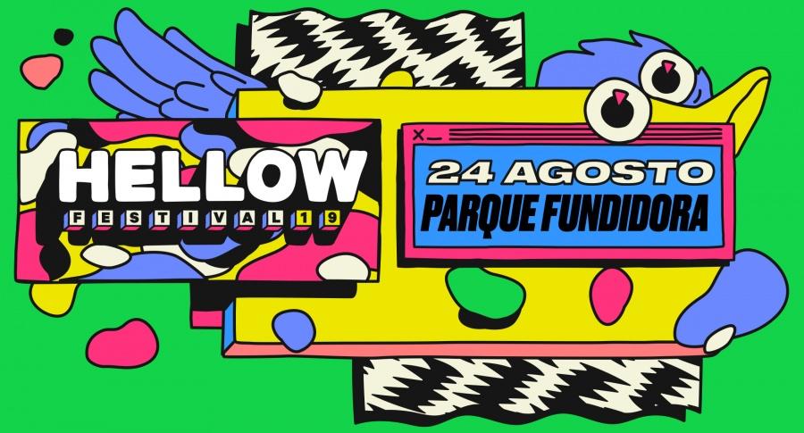 Revelan cartel del Hellow Festival