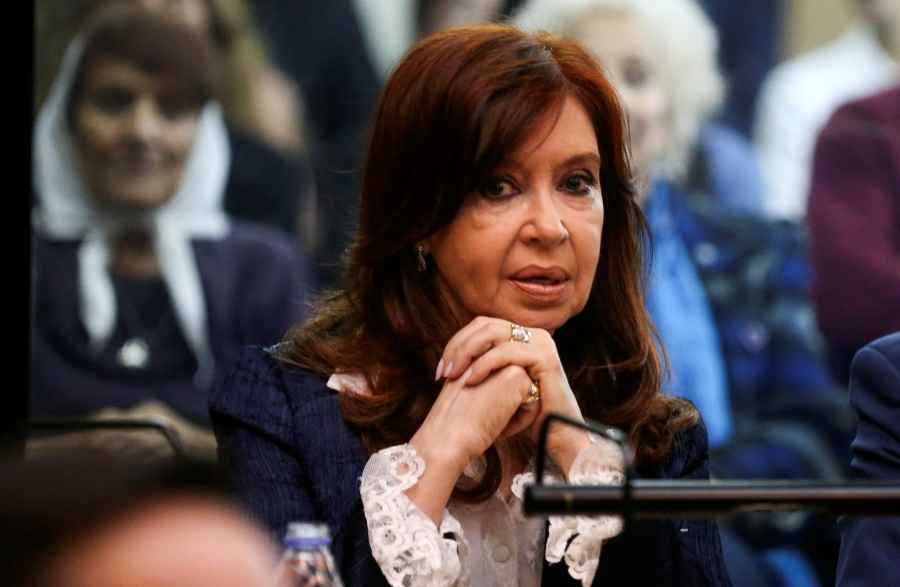 Comparece Kirchner durante tres horas