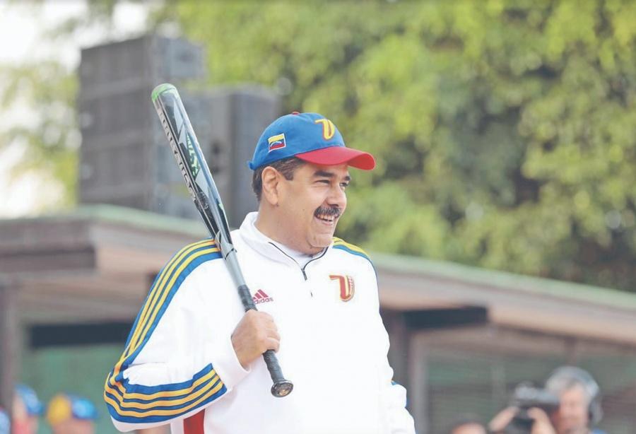 …Y Maduro reta a Guaidó a adelantar Legislativas