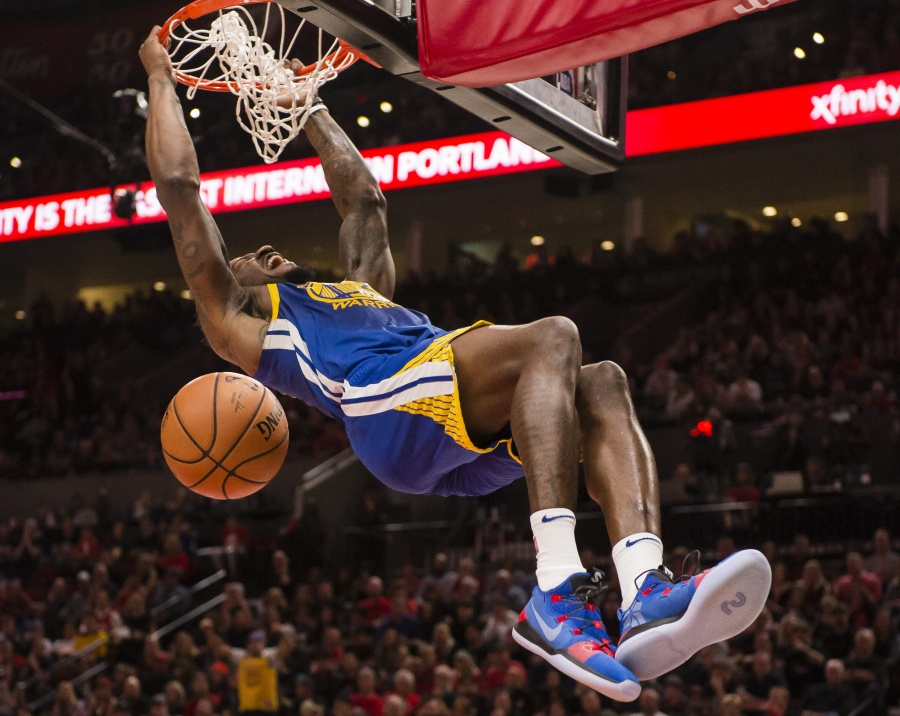 Warriors barre a Portland y consigue su quinta final seguida en la NBA