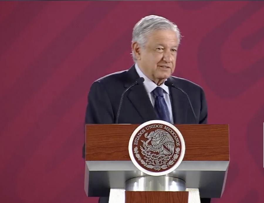 Lamenta AMLO renuncia de Germán Martínez al frente del IMSS
