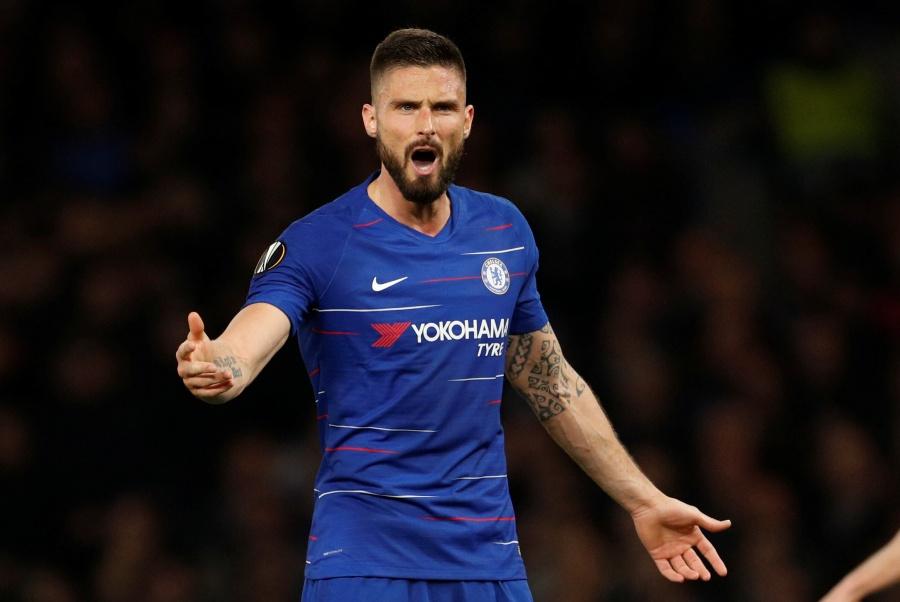Olivier Giroud renueva una temporada más con el Chelsea