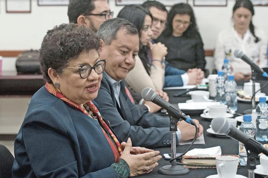 Admite Godoy que sí hay crisis de violencia en la Capital