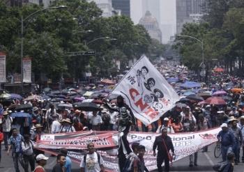Exige CNTE participar en asignación de plazas