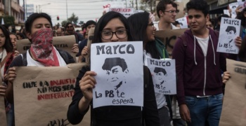 Marco Antonio, fue víctima de desaparición forzada: Poder Judicial