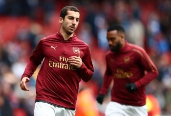 Mkhitaryan no jugará la final de la Europa League por tensiones políticas
