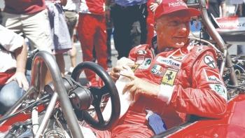 Tricampeón y Leyenda de la F1, Niki Lauda, fallece a los 70 años