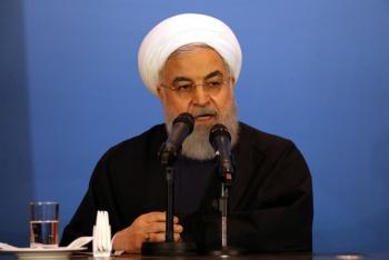 Presidente de Irán rechaza diálogo con EU; insiste en que no se dejará intimidar