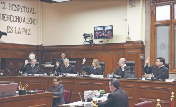 Corte exige explicar tabulador de Ley de salario