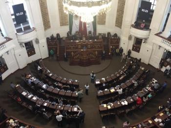 Congreso de CDMX deberá modificar dictamen sobre prostitución