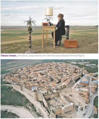 En busca del poblado español que tiene más librerías que bares