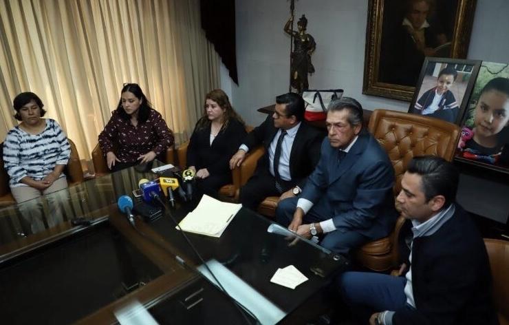 Padres del Rébsamen descartan aceptar acuerdo reparatorio