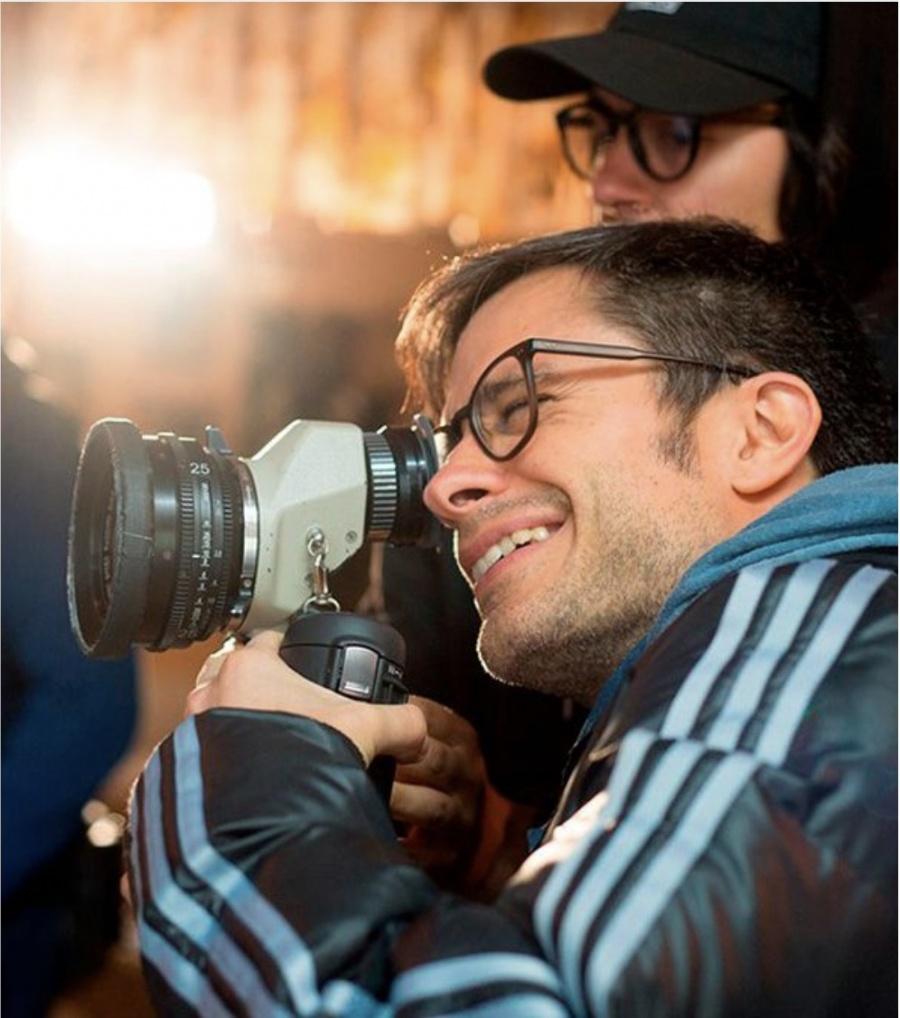 Espero trascender con mis filmes: Gael García