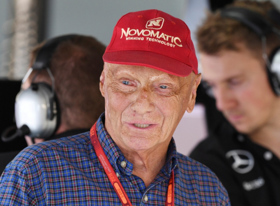 Fórmula 1 rendirá tributo a Niki Lauda en GP de Mónaco