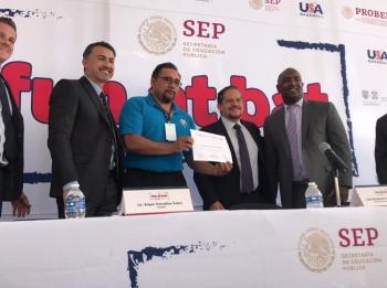 SEP y PROBEIS, presentan programa para impulsar el béisbol en México