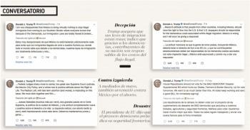 Trump ooootra vez arremete contra México; lanza amenaza