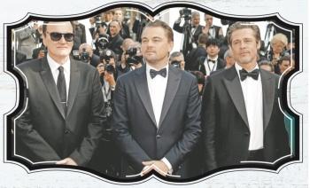Con Érase Una Vez En Hollywood, Tarantino reaparece en Cannes 25 años después