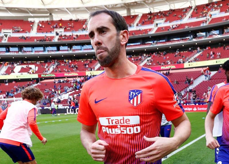 Juanfran se despide del Atlético: