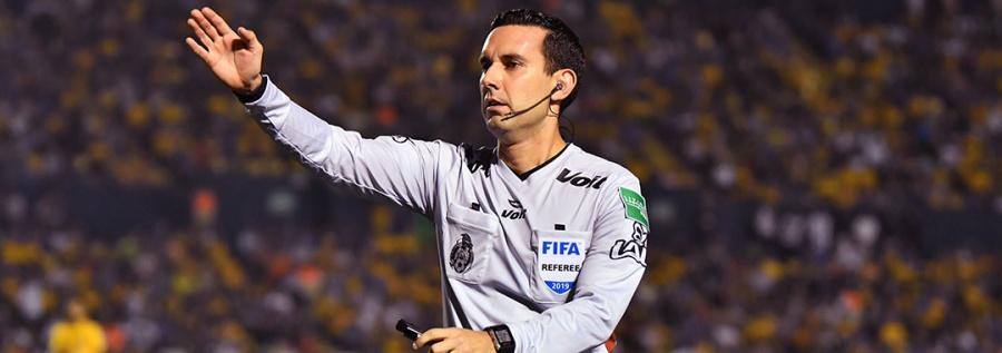 César Arturo Ramos, pitará final de vuelta entre Tigres vs León