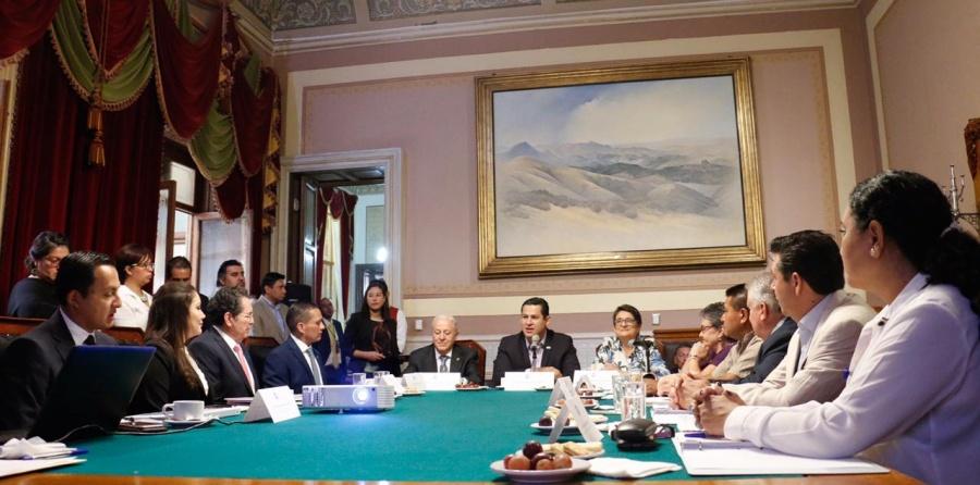 La cultura, herramienta para reconstruir el tejido social: Gobernador de Guanajuato