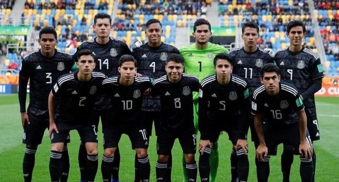 Tricolor Sub-20, cae ante Italia en Mundial de Polonia