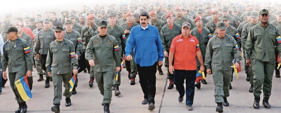 Maduro ordena