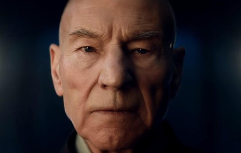Revelan teaser de Star Trek: Picard