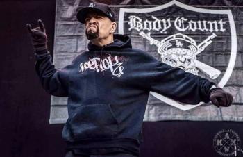 El rapero Ice-T confunde a repartidor de Amazon con un ladrón y casi le dispara