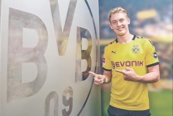 Por 71 mdd, BVB vende a Pulisic y adquieren a Hazard y Brandt