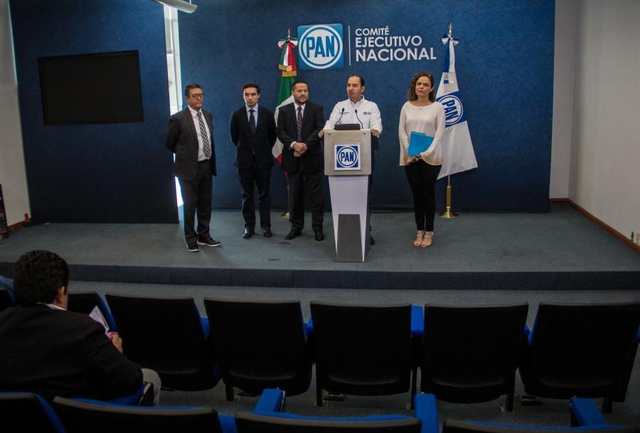 Acción Nacional pide corregir políticas en sector salud